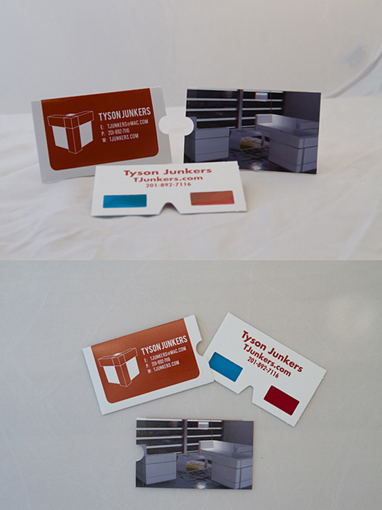 3d business cards l1 55 Unusual Yet Creative Business Card Designs