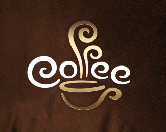 402d1368c6bb70fae8a343811916e3831 30 Tasteful Coffee Logo Designs