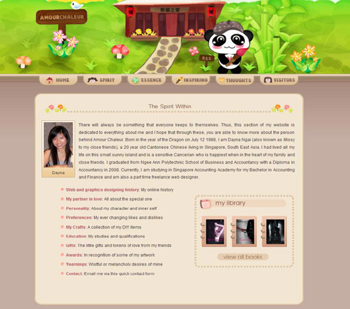 about 111 40 Groovy Examples of About Me Page Designs
