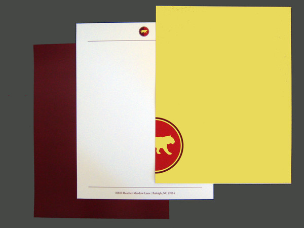 evolution of letterheads 2000s 04 The Evolution of Letterheads Throughout The Years