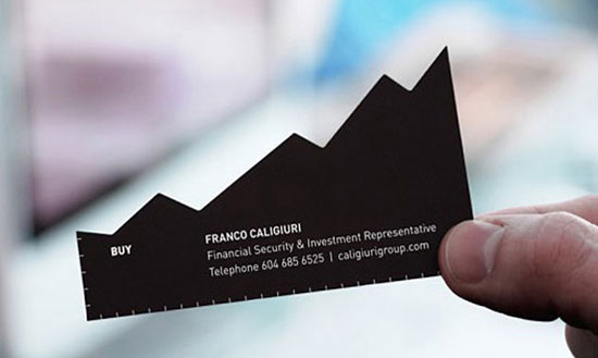 Franco Caligiuri affari c1 55 Particolare e creativo Designs Business Card