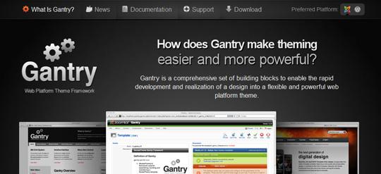 ganty Top 10 Preferred WordPress Theme Development Frameworks