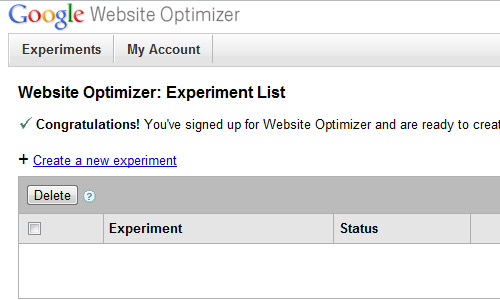 google website optimizer Top 30 Powerful Google Products You Need To Know