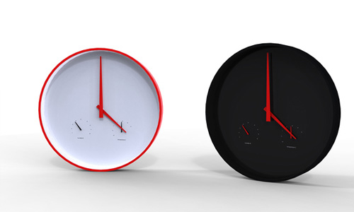 wall clock 7 Unconventional Branding Ideas Designers Can Give Their Clients