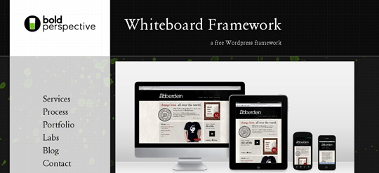 whiteboard Top 10 Preferred WordPress Theme Development Frameworks