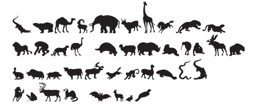 zoological1 40 Free Highly Functional Dingbat Fonts