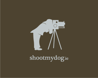 01bd58f0a0a606b5b20caefae84cf8601 51 Clever Camera and Photography Logo Designs