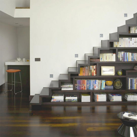 1734 612x612 21 50 Unique and Unconventional Bookcase Designs