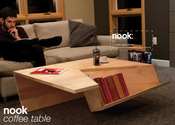 Dave Pickett U2013 Nook Coffee Table