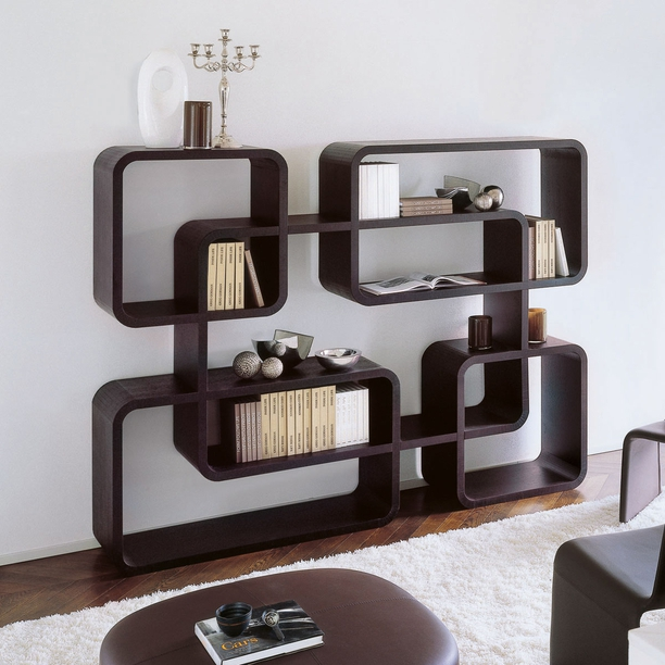 3589 612x612 21 50 Unique and Unconventional Bookcase Designs