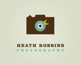 af41f0de80a0f00e69f387b08e2f07c53 51 Clever Camera and Photography Logo Designs