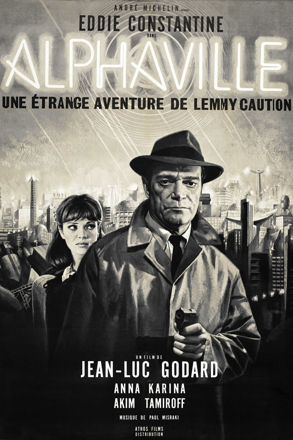10 Film Posters From French New Wave Cinema Inspirationfeed