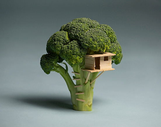 broccoli casa L11 55 Esempi Visionario di Creative Photography # 6