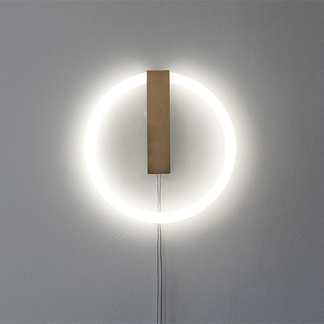 circle hook light taylor levy 21 60 Examples of Innovative Lighting Design