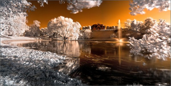 dresden zwinger infrared photography11 45 Impressive Examples of Infrared Photography