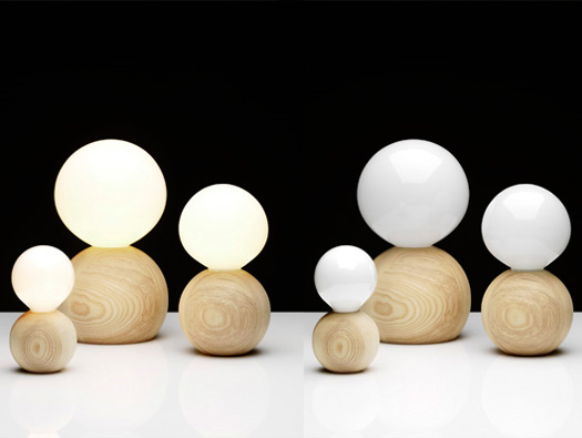 dual sphere lighting note design studio thumb 525xauto 173981 60 Examples of Innovative Lighting Design