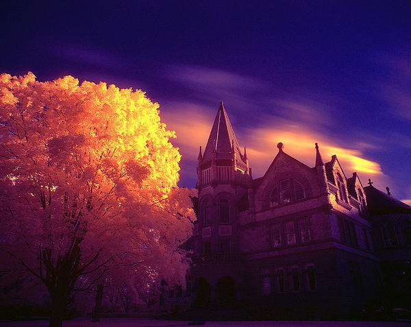 fairy tale 45 Impressive Examples of Infrared Photography