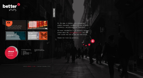 full screen backgrounds 211 50 Remarkable Websites With Full Screen Backgrounds