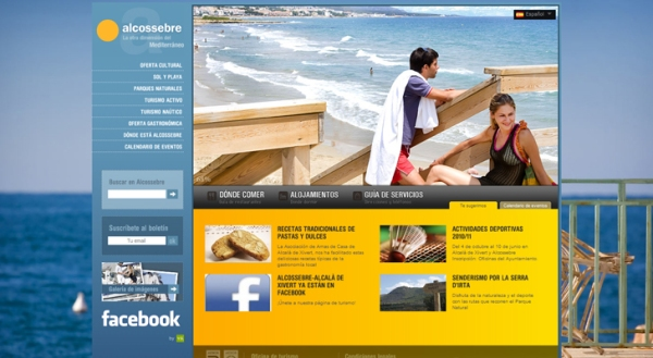 full screen backgrounds 431 50 Remarkable Websites With Full Screen Backgrounds
