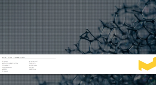 full screen backgrounds 441 50 Remarkable Websites With Full Screen Backgrounds