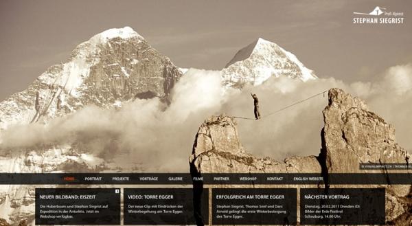 full screen backgrounds 511 50 Remarkable Websites With Full Screen Backgrounds
