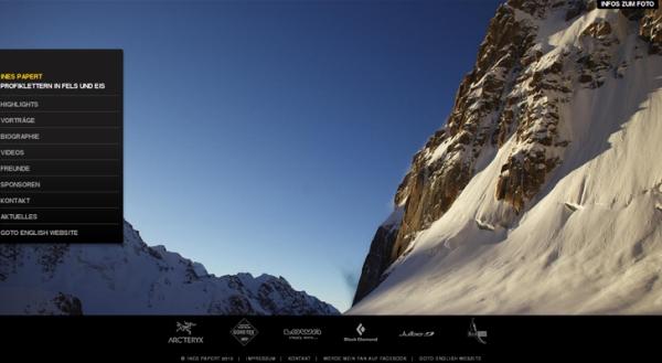 full screen backgrounds 541 50 Remarkable Websites With Full Screen Backgrounds