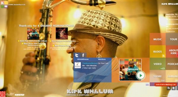 full screen backgrounds 631 50 Remarkable Websites With Full Screen Backgrounds