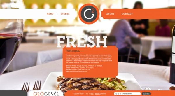 full screen backgrounds 661 50 Remarkable Websites With Full Screen Backgrounds