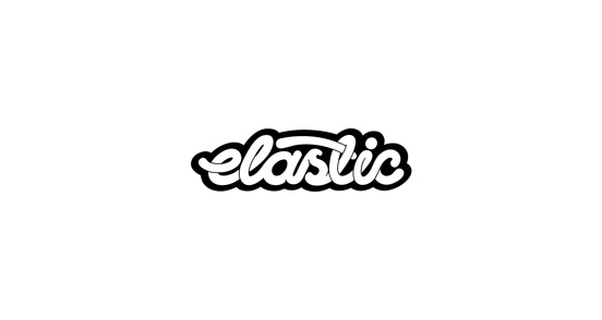 get elastic l1 50 Excellent Text Oriented Logo Designs