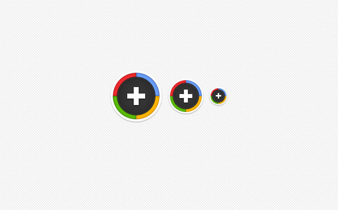 google plus 6801 60 Stunning Pixel Perfect PSD Freebies #2