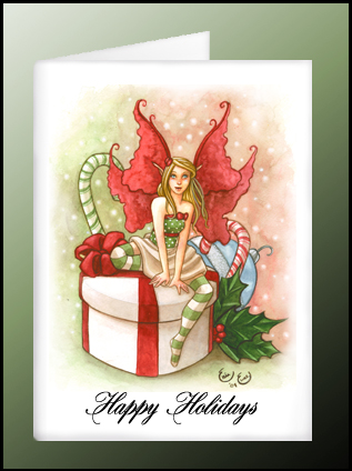 20 Fancy Holiday Greeting Card Designs | Inspirationfeed