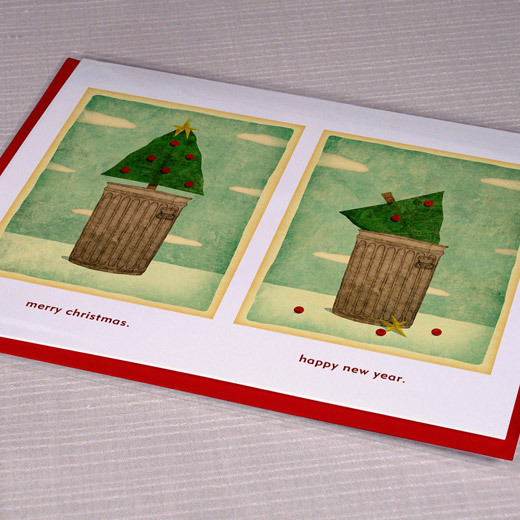 greeting cards 7 20 Fancy Holiday Greeting Card Designs