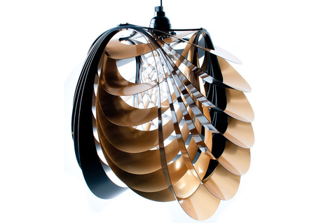 kinema pendant luminaire stuart fingerhut 4b thumb 468x318 219121 60 Examples of Innovative Lighting Design