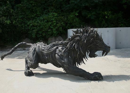 leone l1 55 Esempi Visionario di Creative Photography # 6