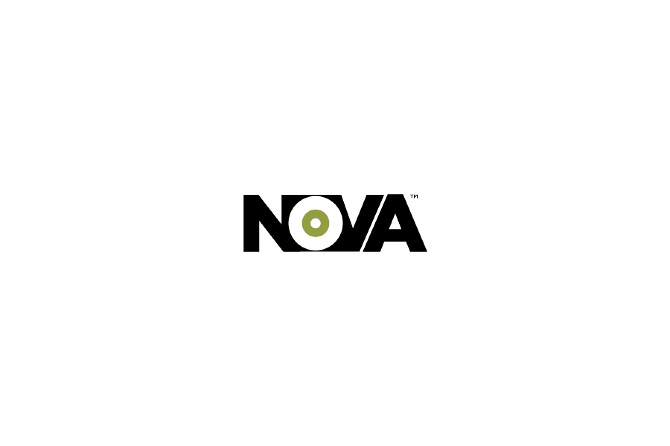 nova31 50 Excellent Text Oriented Logo Designs