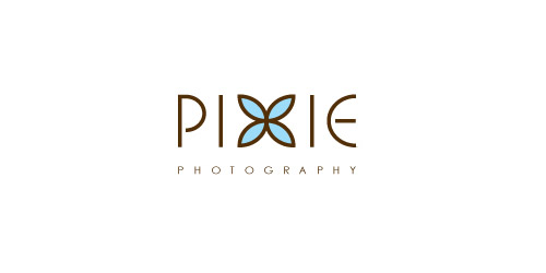 pixie 591 51 Clever Camera and Photography Logo Designs