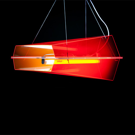reheat pendant lamp han koning 21 60 Examples of Innovative Lighting Design