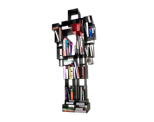 robox bookshelf large1 50 Unique and Unconventional Bookcase Designs