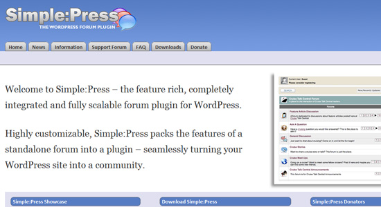 simple press Top 10 Forum Choices and Alternatives for Your Website
