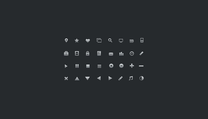 tiny icons preview1 60 Stunning Pixel Perfect PSD Freebies #2