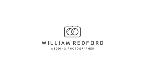 william redford 771 51 Clever Camera and Photography Logo Designs