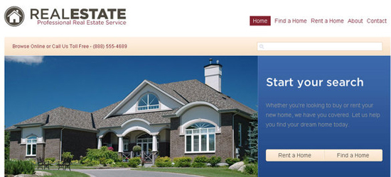 wp pro real estate 25 High Quality Real Estate Wordpress Themes