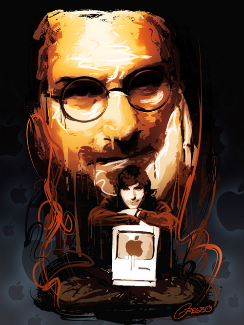 10 steve jobs young tribute1 Steve Jobs an Inspiration To All