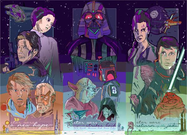 164524 7975552 lm1 60 Impressive Star Wars Illustrations and Artworks