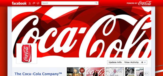 18 unique and creative facebook timeline profile designs 131 40 Creative Examples of Facebook Timeline Designs