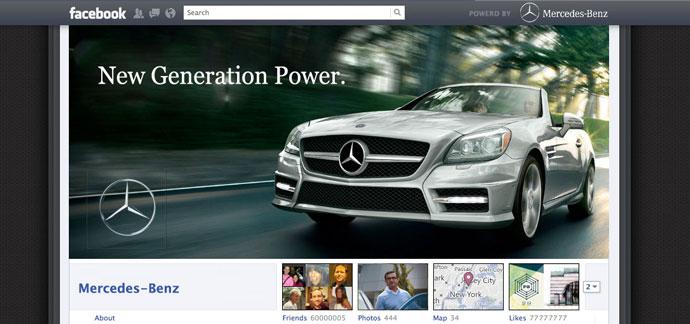 18 unique and creative facebook timeline profile designs 171 40 Creative Examples of Facebook Timeline Designs