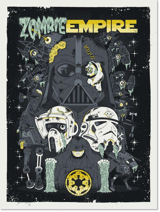 19694994f5b71dc3dc50139573f1f4fe1 60 Impressive Star Wars Illustrations and Artworks