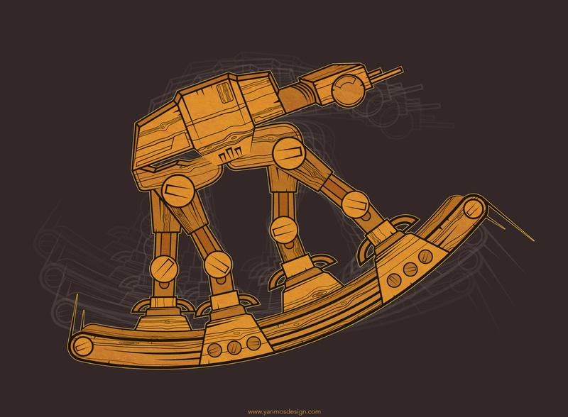 220475 3687834 ll1 60 Impressive Star Wars Illustrations and Artworks