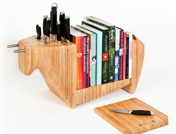 254353723 afe7438f33dc1 50 Unique and Unconventional Bookcase Designs