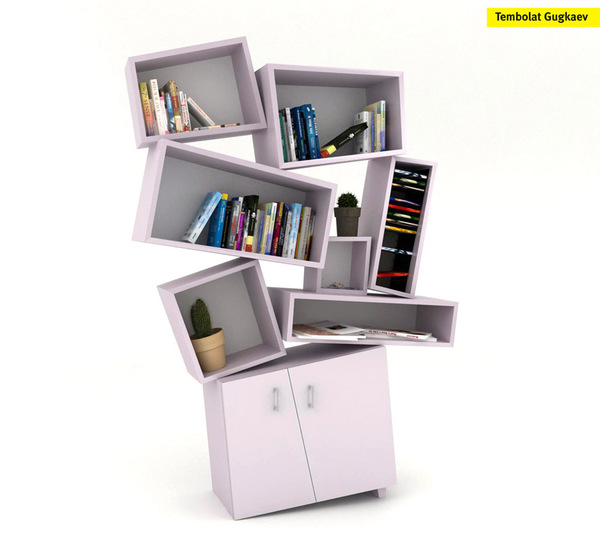 254858025 9d1e114c2ec31 50 Unique and Unconventional Bookcase Designs